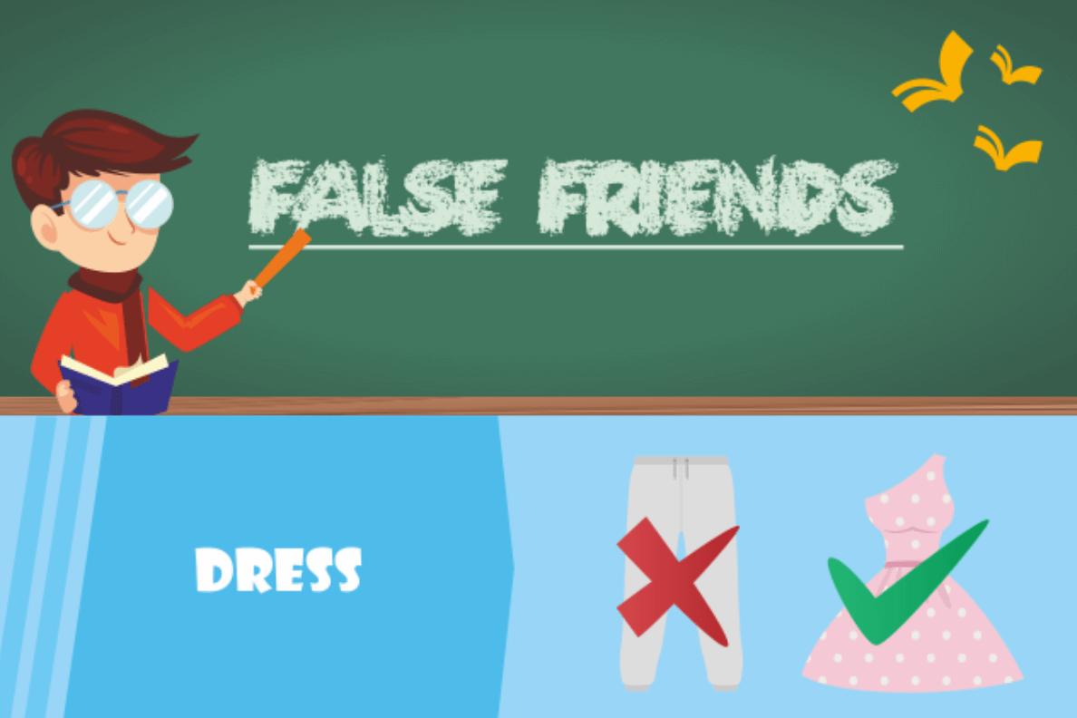 False friends czyli słowa pułapki