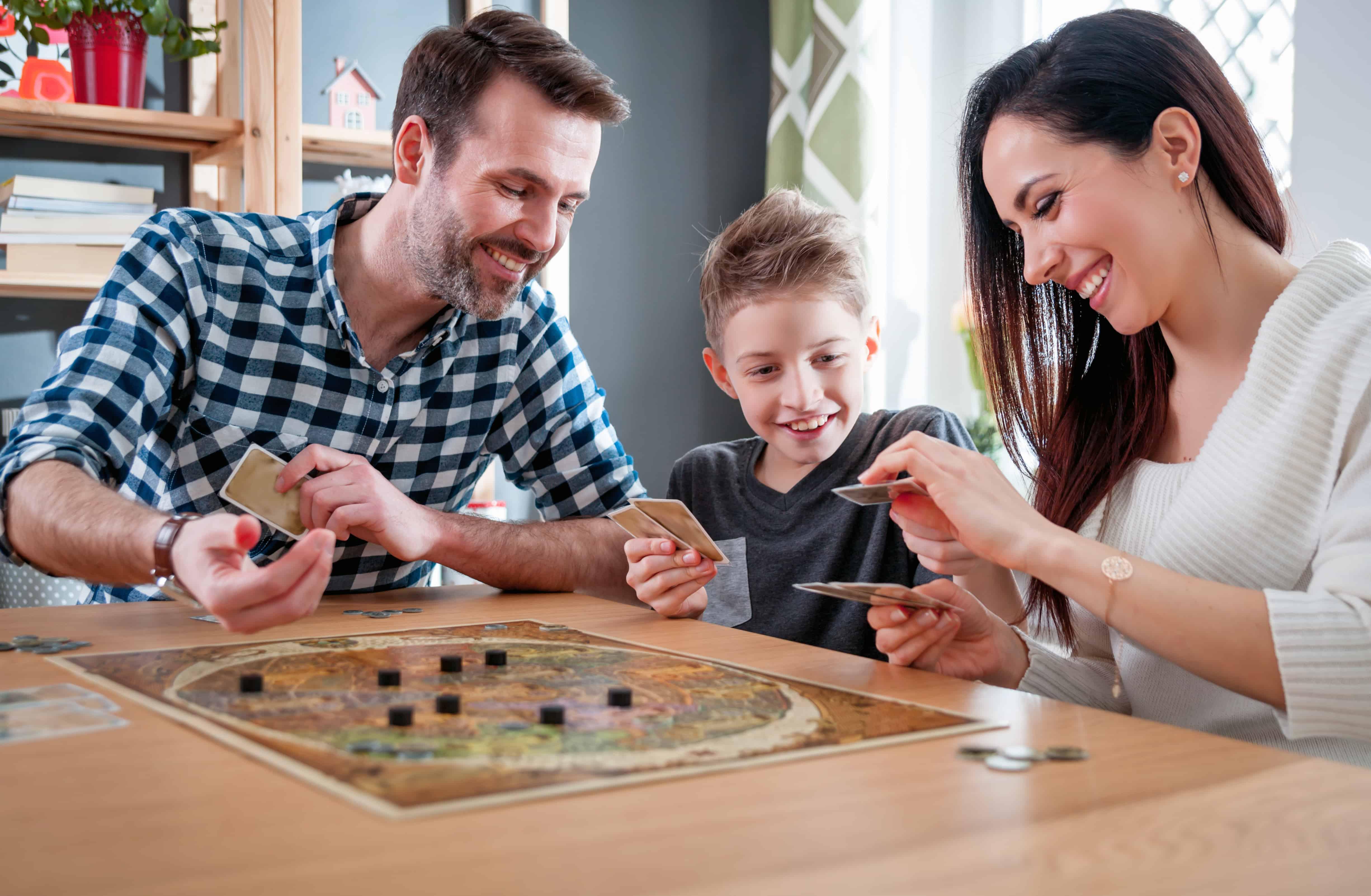 Dalej - Najlepsze gry planszowe dla dzieci