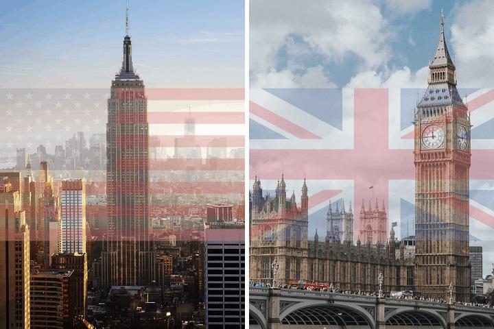 Różnice między amerykańskim i brytyjskim angielskim